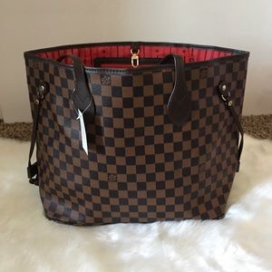 Handbags - Neverfull Damier bag